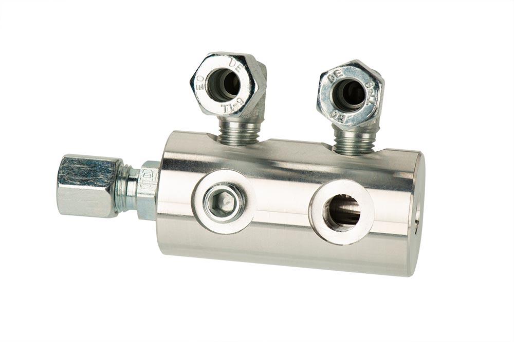 High pressure manifold
